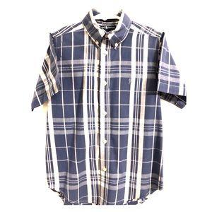 Ralph Lauren short sleeve button up size 6 boys